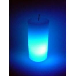 Traumkerzen säulenförmig mit LED Licht