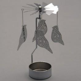 Kerzenmobile Vögel