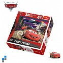 3D Puzzle 120 tlg. Cars