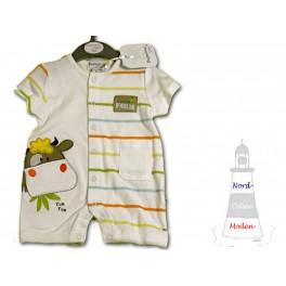 BABALUNO Baby Romper Body, für Jungen und Mädchen