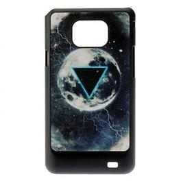 Triangel und Planet Hardcase für Samsung Galaxy S2