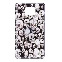 Totenschädel Hardcase für Samsung Galaxy S2