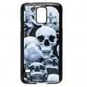 3D-Effect Schädel Hard Case für Samsung Galaxy S5