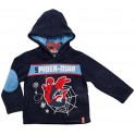 Fleece Pullover Spiderman