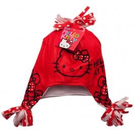 Wintermütze Hello Kitty